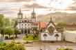 Monastery Sao Bento in Santo Tirso ,Portugal