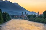 Innsbruck zu Sonnenaufgang - 161164272