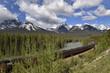 Alberta railroad , Banff National park