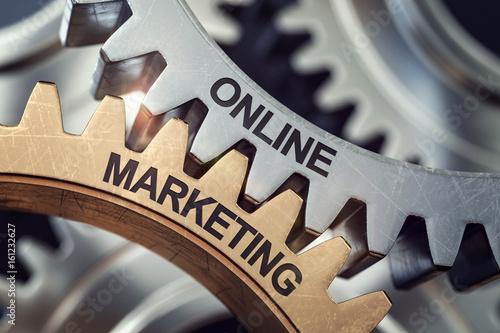 3d Zahnräder Online Marketing