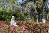 Little Gracie Statue in Bonaventure Cemetery