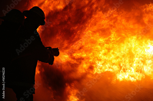 fire at residential tower block