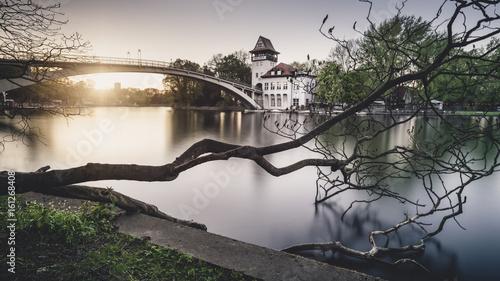 Abteibrücke Insel der Jugend Berlin