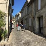 Rue de saint emilion vin de bordeaux