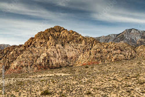 The Colors of the Desert, Red Rock Canyon, Nevada Poster