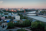 Moscow Kremlin at sunset - 161336456