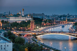 Moscow Kremlin at sunset - 161336486