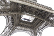 Eiffel Tower looking up-fifth view