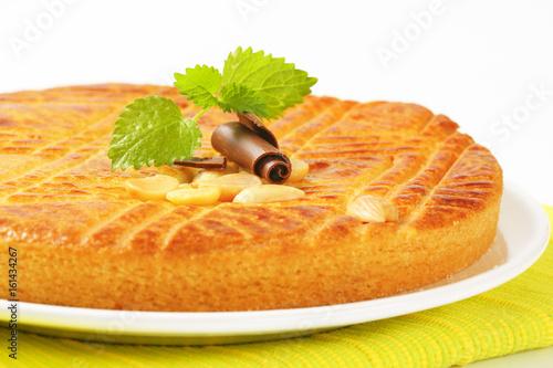 Poster Dutch Butter Cake