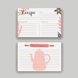 Recipe card - 161517263