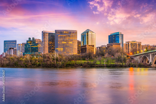 Rosslyn, Arlington, Virginia, USA skyline