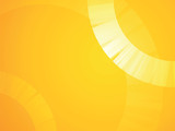 yellow circle background