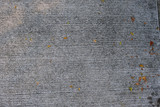 Concrete floor.