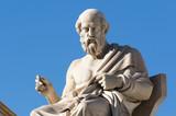 classic Plato statue - 161670029