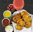 Roasted Potato , baked potato  - 161752843