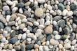 Quadro beach stones background