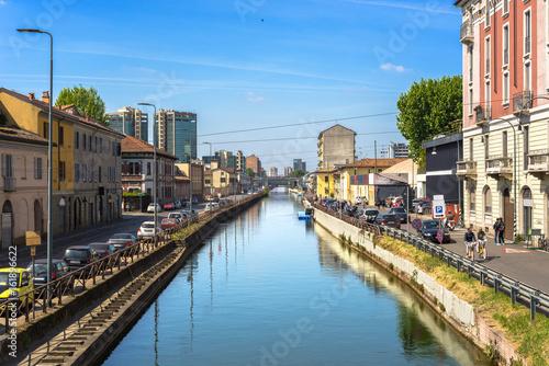 Milano, Navigli, Italy