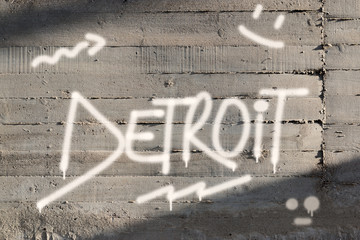 Detroit Skyline Event Banner