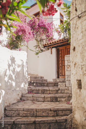 Turkish narrow streets © karyakinvitaliy