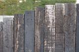 枕木の柵 - 161907415