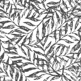 Tropical seamless floral pattern - 161940064