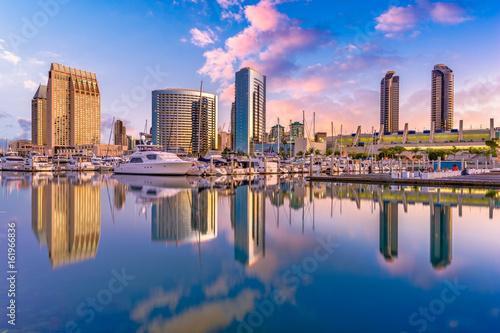 Plagát San Diego, California, USA