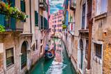 Gondola w Wenecji, Włochy