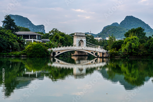 Foto op Canvas Guilin Guilin