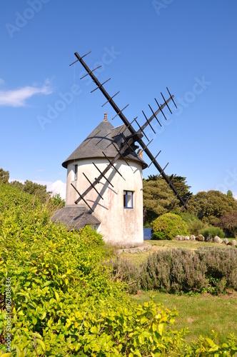 moulin de l'ile d'yeu Poster