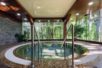 Big luxury hot tub © starush