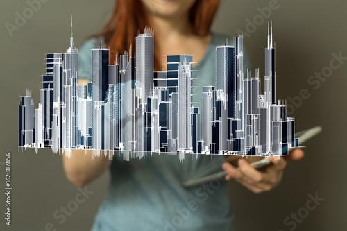 city,skyline,online - 162087856