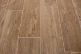 wood texture tiled floor - wooden stoneware - 162090647