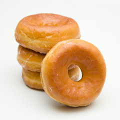 Simple Glazed Donuts
