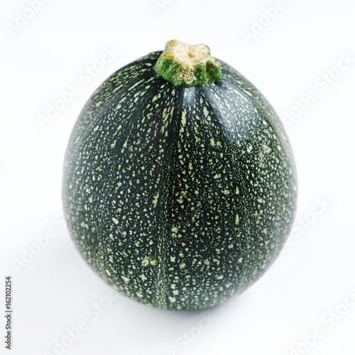 Poster round zucchini