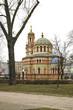 Alexander Nevsky cathedral in Lodz. Poland