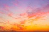 Sunset sky background - 162184849