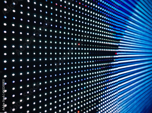 Led light Pattern Gradient Technology Abstract background