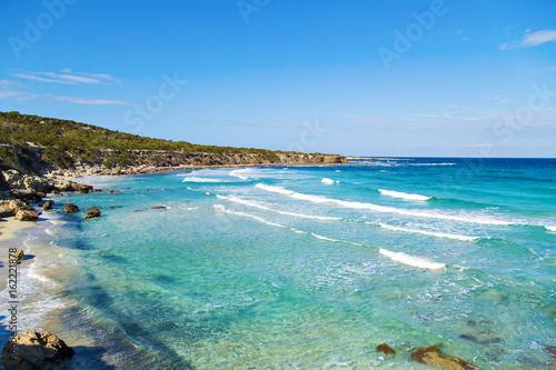 Papiers peints Chypre Blue lagoon Akamas in Cyprus