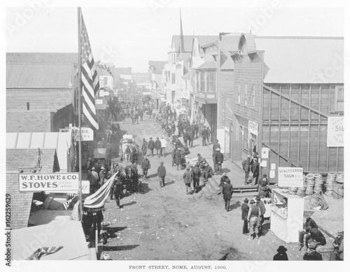 Poster Klondike - Nome 1900. Date: 214