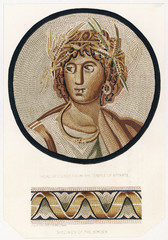 Mosaic of Demeter - Ceres