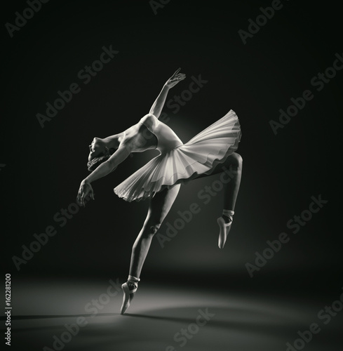 Beautiful ballerina - 162281200