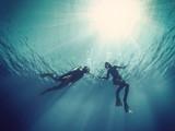 Scuba divers - 162281607
