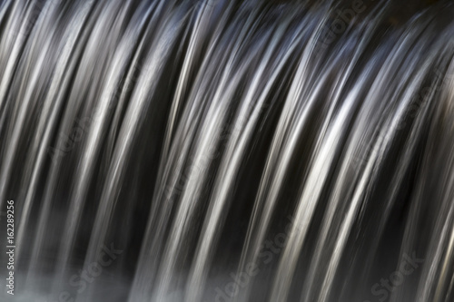 Endless stream. Water Poster