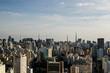 São Paulo do alto do Edifício Copan