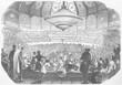 Berlioz at Paris 1845. Date: 1845