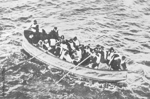 Titanic Survivors. Date: 1912