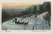 Sleighing at Montreal. Date: early 20th century