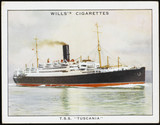 Tuscania Steamship. Date: 1922 - 162321662