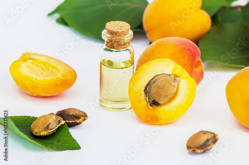 Spanish apricot oil