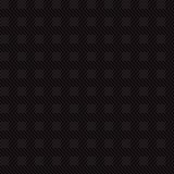 Black tiled vector seamless pattern background - 162334089